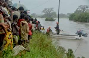 The UN Office for the Coordination of Humanitarian Affairs (OCHA) described it as the strongest cyclone to ever lash Africa. By Emidio Josine (AFP)