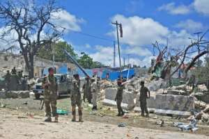 The UN report criticized the Somali government for failing to pay soldiers' salaries, which led to withdrawals from areas in the south and center of the country that allowed Shabaab forces to return