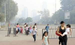 The UNICEF notes that children are more susceptible than adults to indoor and outdoor air pollution because their lungs, brains and immune systems are still developing and their respiratory tracts are more permeable