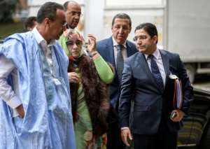 The United Nations in 2018 oversaw talks between Morocco, Polisario Front, Algeria and Mauritania, followed by a second round in March last year, but no breakthrough was made.  By Fabrice COFFRINI (AFP/File)