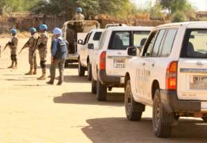 The United Nations-African Union mission in Darfur is withdrawing after 13 years of peacekeeping in the vast Sudanese region, even as recent clashes leave residents fearful of new conflict.  By - (AFP/File)