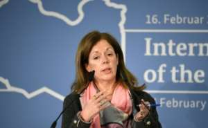 The UN's deputy special representative for Libya Stephanie Williams says over 150 violations have been reported since last month's ceasefire.  By THOMAS KIENZLE (AFP)