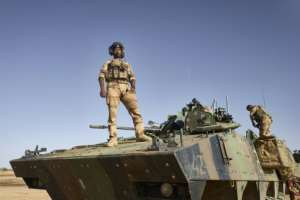 There are about 4,500 French troops deployed in the Sahel.  By MICHELE CATTANI (AFP/File)