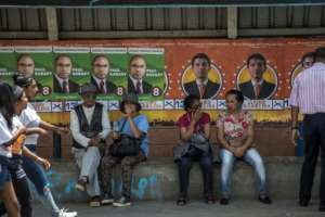 Three former presidents of Madagascar are running for a fresh term in office.  By MARCO LONGARI (AFP)
