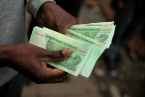 To ease the crisis, Harare has introduced a parallel