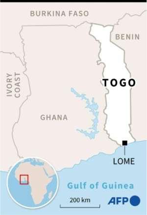 Togo.  By Kun TIAN (AFP)