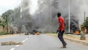 Togo has seen a wave of street protests since late August calling for President Faure Gnassingbe to step down.  By YANICK FOLLY (AFP/File)