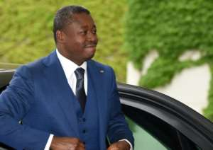 Togo President Faure Gnassingbe has been in power since 2005, when he took over from his father