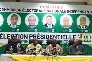Togo's Independent National Electoral Commission announced election results overnight.  By PIUS UTOMI EKPEI (AFP)