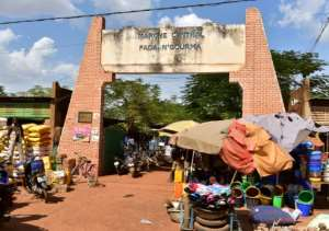 Traders in Fada N'Gourma, a city in the east of Burkina Faso, say the violence has created an atmosphere of fear, with fewer people visiting the markets.  By ISSOUF SANOGO (AFP/File)