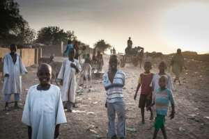 Treguine refugee camp is one of 12 sites for 340,123 registered Sudanese jointly run by the United Nations and Chadian authorities. By Amaury HAUCHARD (AFP)