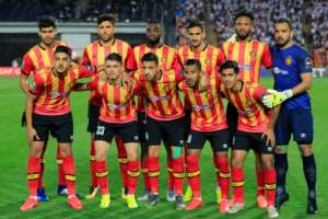 Tunisian club Esperance won back-to-back CAF Champions League titles in 2018 and 2019..  By Khaled DESOUKI (AFP)
