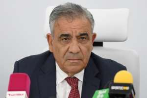 Tunisian Faouzi Benzarti has won five CAF club titles, more than any other Africa-born coach.  By FETHI BELAID (AFP/File)