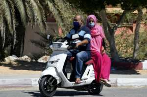 Tunisia's tourism-dependent economy has been hit hard by the coronavirus pandemic.  By FETHI BELAID (AFP/File)