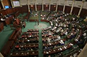 Tunisia's parliament, elected last October, is deeply divided and many lawmakers were angry that Mechichi, the candidate picked in July by President Kais Saied, had bypassed the major political factions in building his cabinet.  By FETHI BELAID (AFP)