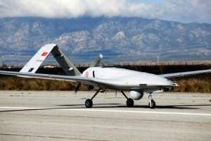 Turkey's strategic interests in the Mediterranean has seen Ankara send Bayraktar drones to North Cyprus and Libya this year.  By Birol BEBEK (AFP/File)