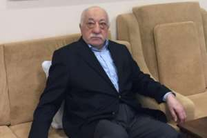 Turkish cleric Fethullah Gulen, exiled head of the Islamic social movement that promotes schools like the Galaxy in Bangui. Living in the Unted States, he firmly rejects