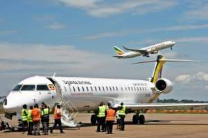 Uganda is looking to bag a slice of a booming air travel market and double tourist arrivals to 4 million from 1.8 million last year.  By ISAAC KASAMANI (AFP)