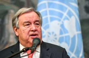 UN Secretary-General Antonio Guterres called on