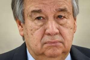 UN Secretary-General Antonio Guterres has hit out at the