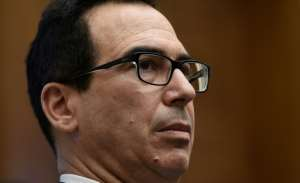 US Treasury Secretary Steven Mnuchin has taken the lead in negotiating among Ethiopia, Egypt and Sudan on a controversial dam project.  By Olivier Douliery (AFP/File)