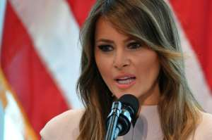 US First Lady Melania Trump said that Ghana, Malawi, Kenya and Egypt have worked alongside USAID in making progress towards overcoming development challenges.  By MANDEL NGAN (AFP)