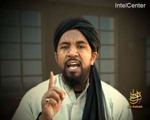 A trusted lieutenant of bin Laden, Libi appeared in countless Al-Qaeda videos.  By  (AFP/IntelCenter/File)