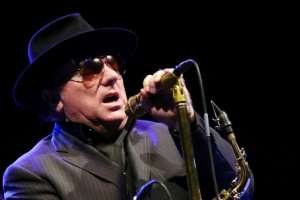 Van Morrison has recorded three
