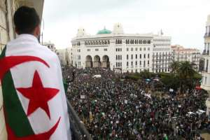 Veteran Algerian President Abdelaziz Bouteflika's decision to seek a fifth term set off demonstrations against his 20-year rule. By - (AFP)
