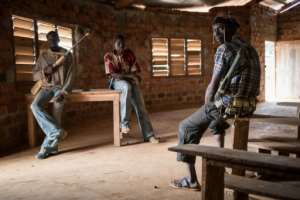 Violence between militias has been a major problem in Central African Republic.  By ALEXIS HUGUET (AFP/File)