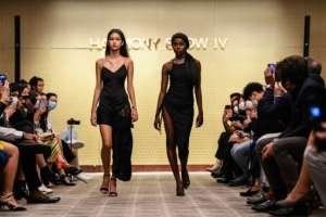 While the Black Lives Matter movement fuels debate in the fashion world in the West, Asia's expectations are dominated by an ideal for pale and thin bodies.  By Anthony WALLACE (AFP)
