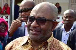 With his proposed reforms overwhelmingly approved, Comoros President Azali Assoumani could now stay in office until 2029.  By TONY KARUMBA (AFP/File)
