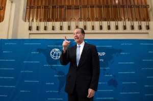World Bank President David Malpass told AFP countries in Africa can have more of a direct impact on their economies than anything provided from outside.  By SAUL LOEB (AFP)