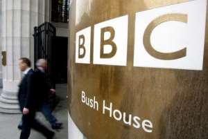 Petroc Trelawny was not in Zimbabwe in his capacity as a BBC presenter.  By Nicolas Asfouri (AFP/File)