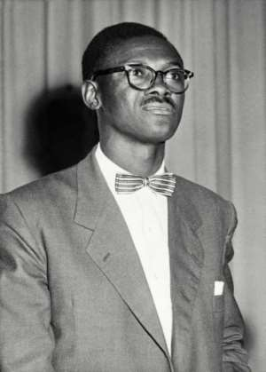 A passionate and charismatic orator, Lumumba was a key figure in the rise of pan-Africanism, which seeks unity among African peoples.  By STAFF (BELGA/AFP/File)