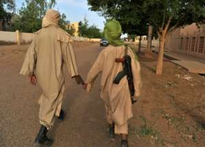 A peace agreement signed in 2015 by the Mali government and armed groups has failed to stop violence by Islamist militants.  By ISSOUF SANOGO (AFP)