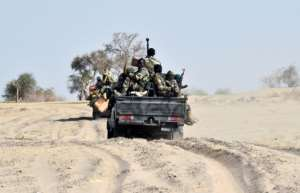 A regional military coalition is battling the Boko Haram Islamist group, but success cannot depend on the armed forces alone, the ICG warned. By ISSOUF SANOGO (AFP/File)