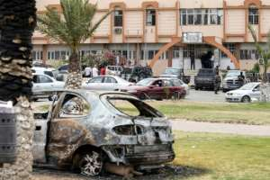 A renewed flare-up of fighting this month between Libya's rival administrations has furthered hampered the country's efforts to avoid a major coronavirus outbreak.  By Mahmud TURKIA (AFP)