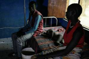 A study by the London School of Hygiene and Tropical Medicine (LSHTM) last year showed almost 400,000 people had died as a result of South Sudan's nearly six-year war..  By SIMON MAINA (AFP)