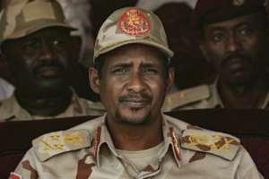 A top Sudanese general, Mohamed Hamdan Dagalo, warned Saturday that no