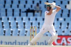 AB de Villiers, who suffered a finger injury in the second test against India, returns for the end of the one-day series.  By GIANLUIGI GUERCIA (AFP/File)