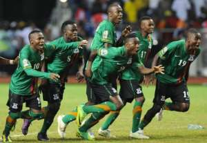 Zambia won four matches and drew two for a first Africa Cup of Nations title.  By Franck Fife (AFP/File)