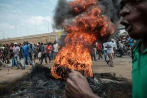 Akombe said field staff had in recent days expressed concerns about their safety, especially in areas hit by opposition protests against the IEBC.