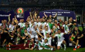 Algeria were deserved winners after beating Senegal twice in this tournament.  By MOHAMED EL-SHAHED (AFP)