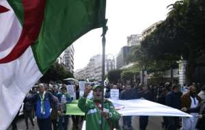 Algerians seem divided as their protest movement is almost one year old on what steps to take after the December presidential election of former prime minister Amdelmajid Tebboune to replace veteran leader Abdelaziz Bouteflika.  By RYAD KRAMDI (AFP)