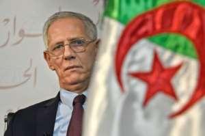 Algeria's Industry Minister Ferhat-Ait Ali.  By RYAD KRAMDI (AFP)