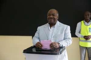 Ali Bongo and his father Omar Bongo have ruled Gabon since 1967.  By Steve JORDAN (AFP/File)