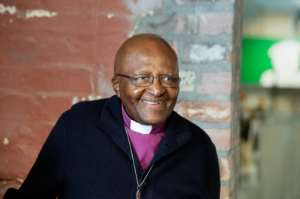 Among the people they meet during their tour will be Archbishop Emeritus and Nobel Laureate Desmond Tutu.  By RODGER BOSCH (AFP)