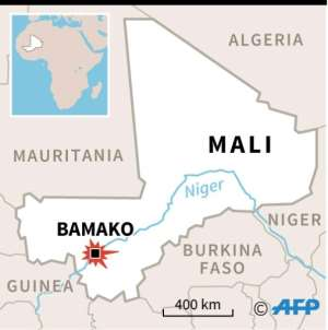 An attack is under way at a resort on the edge of the Malian capital Bamako