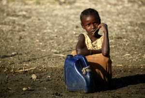 An Ethiopian girl who fled fighting in Tigray sits at a refugee transit centre in Sudan; fighting in Tigray has left some 2.3 million children in urgent need of assistance and thousands more at risk in refugee camps, the UN children's agency says.  By ASHRAF SHAZLY (AFP)